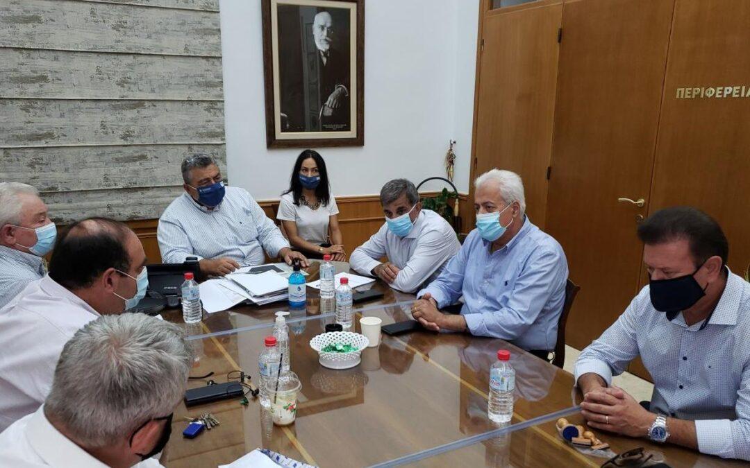 Υπογραφή προγραμματικής σύμβασης για την ωρίμανση έργων ενεργειακής αναβάθμισης στο πλαίσιο του έργου INTERACT in Crete
