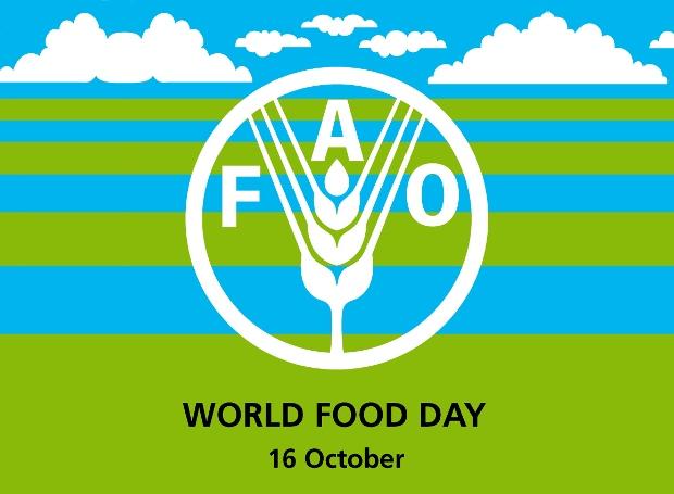 Παγκόσμια Ημέρα Επισιτισμού – Διατροφής (World Food Day) 16 Οκτωβρίου 2021